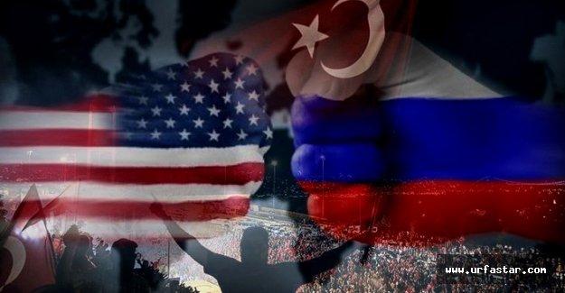 Gerçekler ortaya çıkıyor Rusya ile ABD'nin Darbe Savaşı...