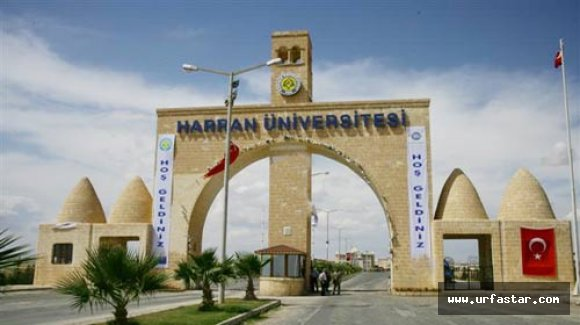 Harran Üniversitesinde deprem!