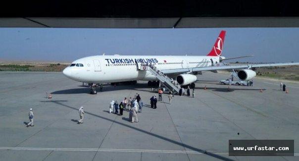 Urfa'dan kaç kişi uçacak