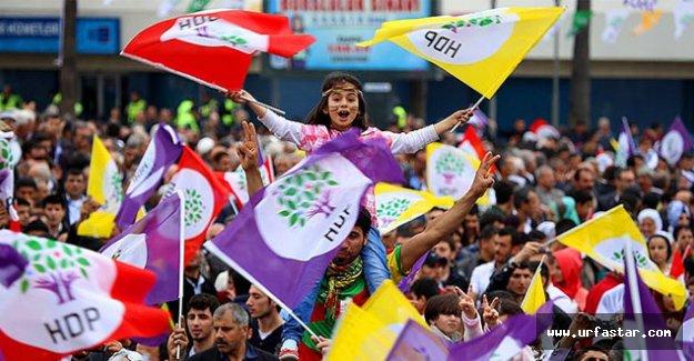 İşte HDP'nin oy oranı…