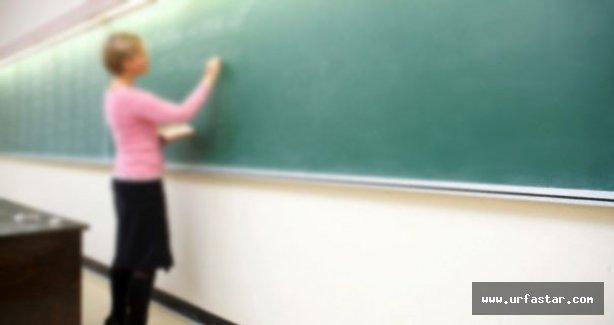 İşte Urfa'da açığa alınan öğretmen sayısı..