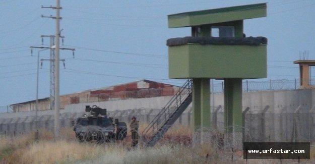 Suriye sınırında silahlı 2 kişi yakalandı
