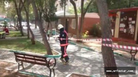 Urfa'da bomba gibi patladı..