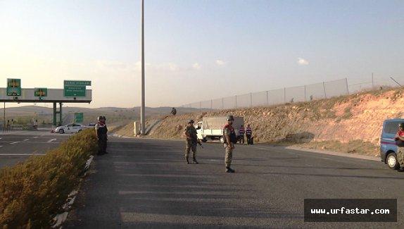 Urfa'da güvenlik seviyesi arttırıldı