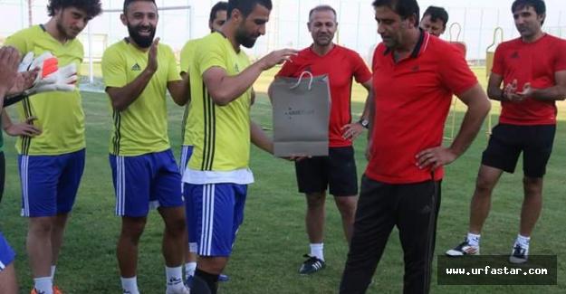 Urfaspor, Ümraniyespor maçına hazırlanıyor