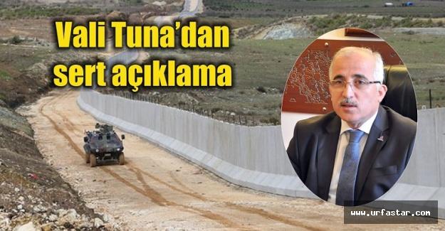 Tuna: Türkiye yasal hakkını kullanıyor