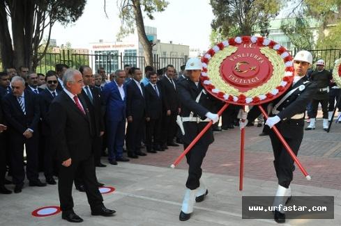 Zafer Bayramı Urfa'da kutlanıyor