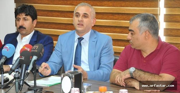 Bağıban, Urfaspor'un toplam borcunu açıkladı