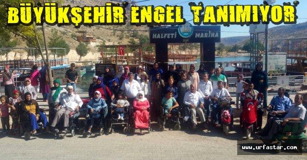 Engelli vatandaşlara çifte bayram