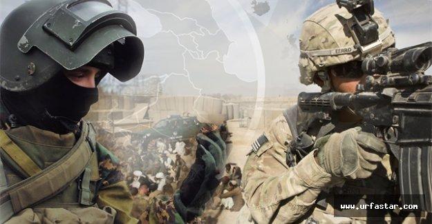 Çobanbey'de sıcak gelişme ABD askerleri...