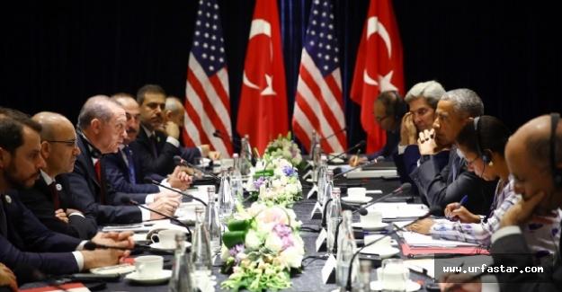 Erdoğan ve Obama darbe sonra ilk kez...
