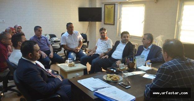 İl Başkanı Beyazgül'den STK ziyareti