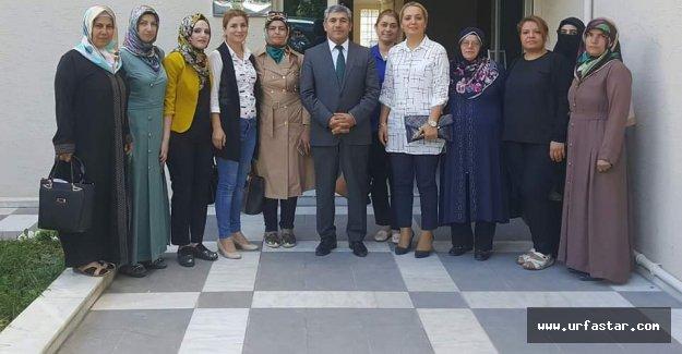 Karaköprülü Kadınlardan Urmak'a ziyaret