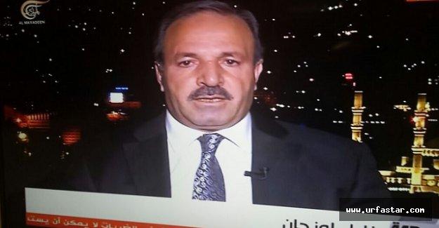 Özcan, Lübnan TV'ye konuştu…