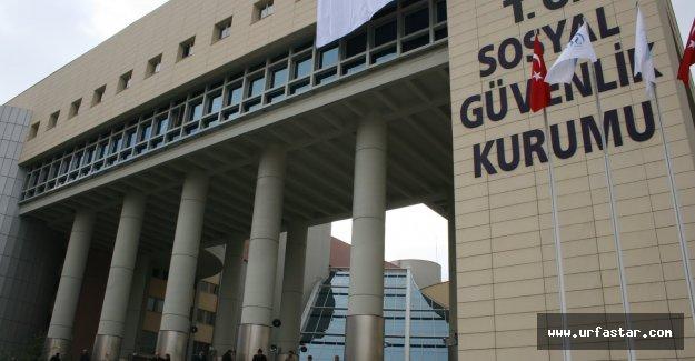 SGK Urfa İl Müdürlüğünde 11 kişi ihraç edildi