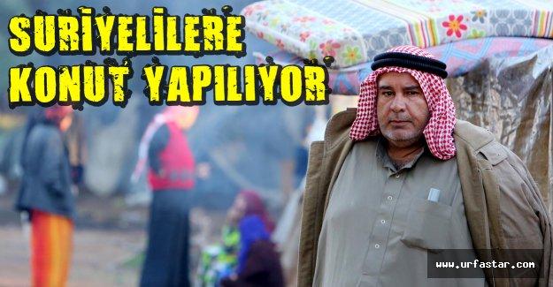 Suriyelilere iş ve konut müjdesi