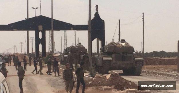 Türk tankları bu kez oraya girdi