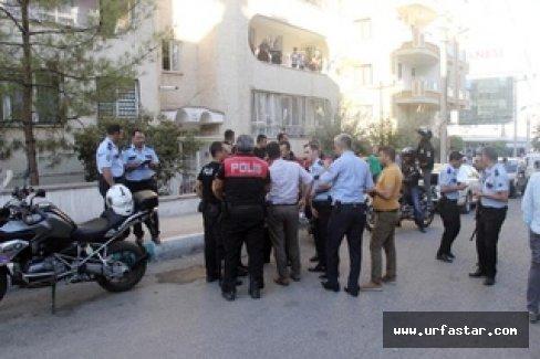 Urfa'da çocuk kavgası...