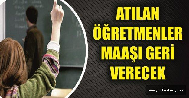 Urfa Milli Eğitim Müdürlüğü uyarıldı!