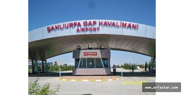Urfa'da 3 Bin 791 uçuş yapıldı