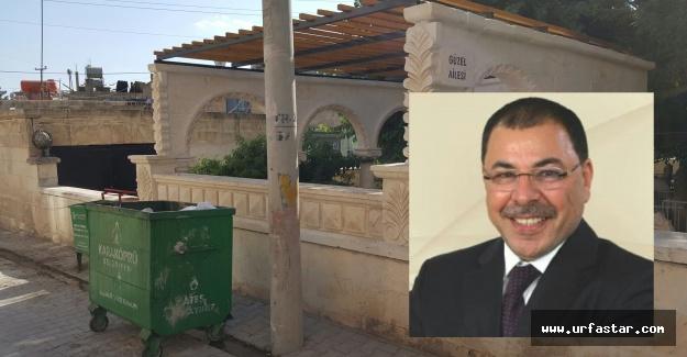 Ahmet Güzel'e büyük saygısızlık!..