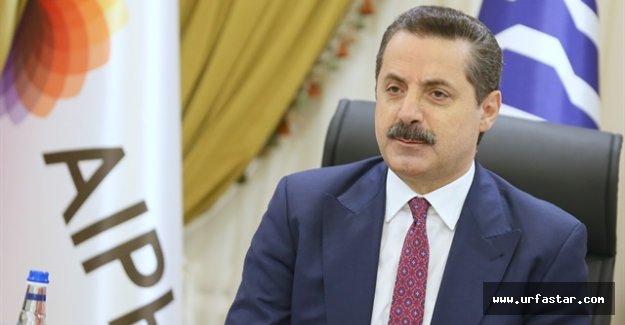 Bakan Çelik Antalya'da konuştu