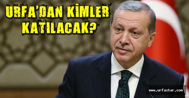 Erdoğan, kanaat önderleri ile buluşacak