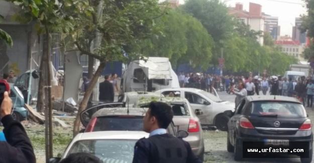 İstanbul'daki patlamada şaşırtan detay...