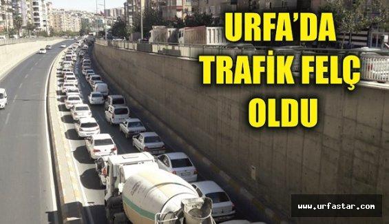 İşte trafiği felç edenler…