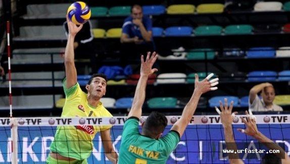 MSK Urfa, İran takımıyla karşılaştı