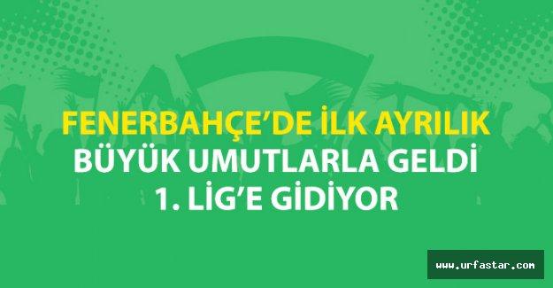 TFF 1. lig takımı, Fenerbahçe'den geri istiyor