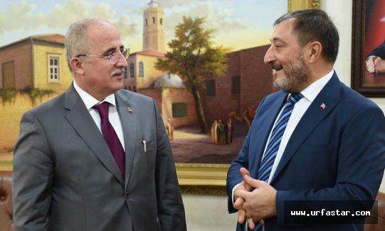 """Tuna: """"Şanlıurfa Türkiye'nin sigortasıdır"""""""