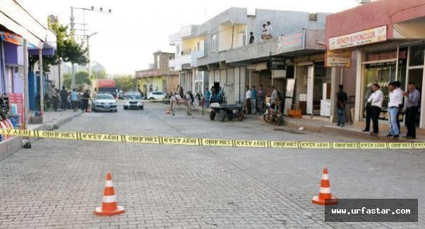 Urfa'da akıl almaz cinayet