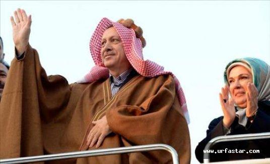 Urfa, Erdoğan'ın yüzünü güldürüyor