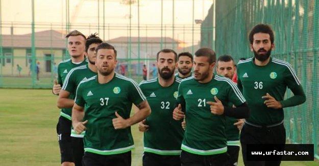 Urfaspor gözünü kupa maçına dikti