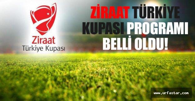 Urfaspor'un maç tarihi netleşti