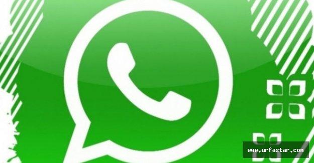 WhatsApp'ta flaş gelişme!...
