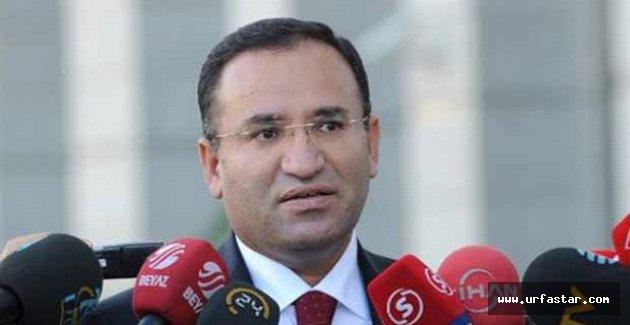 Bakan Bozdağ açıkladı; Şehit polis ve siviller var..