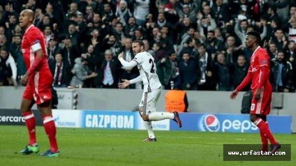 Beşiktaş'tan efsane dönüş