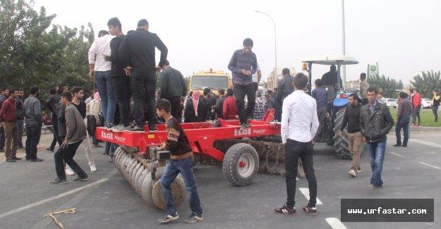 Bu Eylem ancak Urfa'da olur...