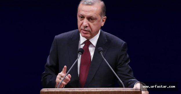 Cumhurbaşkanı Erdoğan'dan flaş açıklama: Münbiç'e gideceğiz