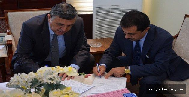 Harran Üniversitesi, Milli Eğitim ile anlaştı