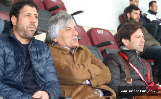 Kemal Kılıç, GAP Arena'ya ayak bastı