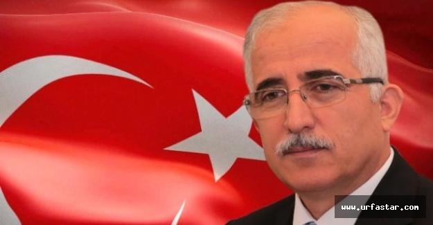 Urfa Valisi Tuna, 'Ulu Önder Atatürk'ü rahmetle yad ediyoruz'