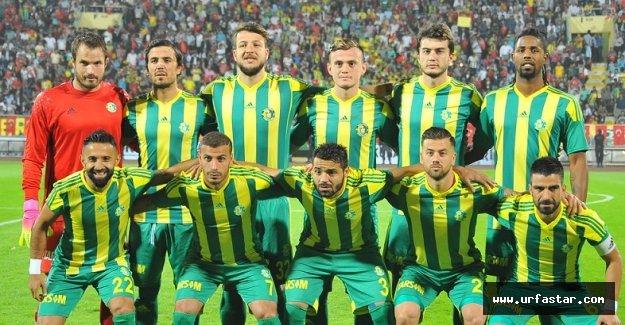 Urfaspor kupa maçına çıkıyor...