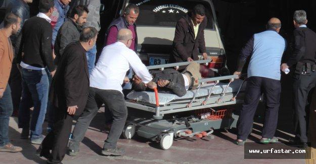 Urfa'da arazi kavgası: 3 yaralı