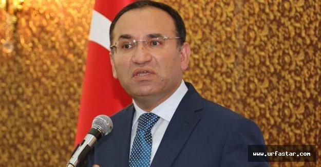 Bakanı Bozdağ hükümlü sayısını açıkladı!