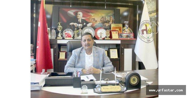 Başkan Özyavuz'dan kutlama...