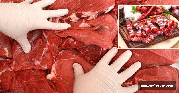 Urfa'da Büyükbaş etin kilogramı ne kadardan satıldı?