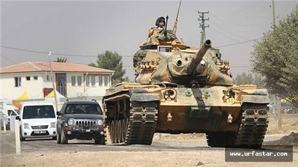 DAEŞ'ten Türk askerine hain saldırı: 3 asker şehit..